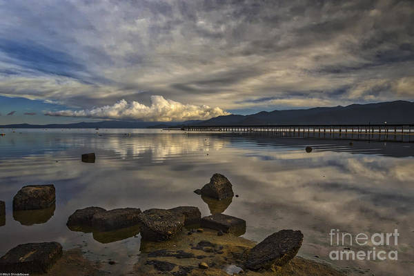 South Lake Tahoe Photograph - The Bottom by Mitch Shindelbower