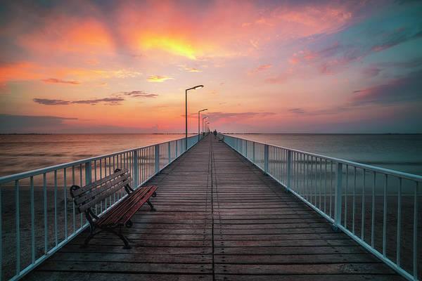 Wall Art - Photograph - The Bridge by Adrian Malanca