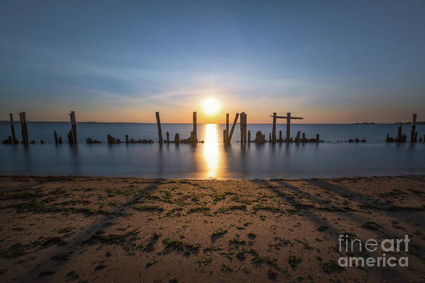 Bay Of Green Bay Wall Art - Photograph - The Bridge Of Light  by Michael Ver Sprill