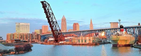 Wall Art - Photograph - The Bridges Of Cuyahoga County by Frozen in Time Fine Art Photography