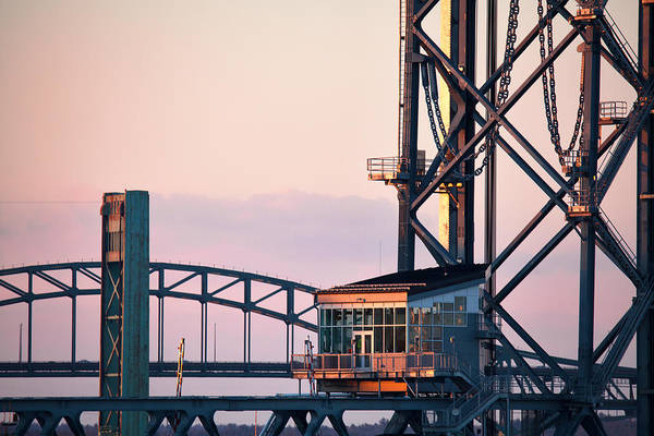 Wall Art - Photograph - The Bridges Of Portsmoutn by Eric Gendron