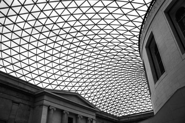 Relic Photograph - The British Museum by Martin Newman
