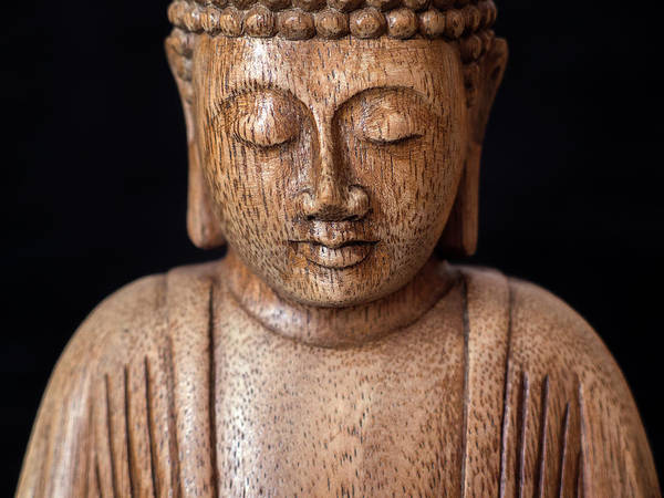 Photograph - The Buddha by Martin Vorel