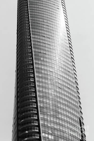 Photograph - The Building by Fei A
