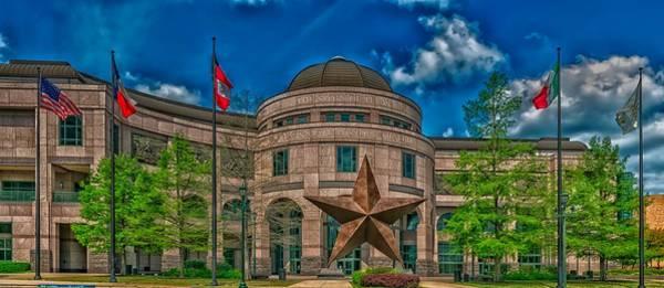 Bullock Texas State History Museum Photograph - The Bullock Texas State History Museum by Mountain Dreams