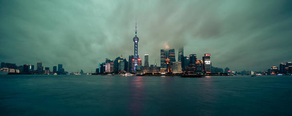 Photograph - The Bund by Nisah Cheatham