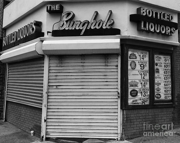 Photograph - The Bunghole, Salem, Massachusetts by Lita Kelley