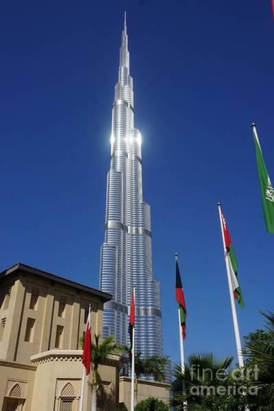 Photograph - The Burj Khalifa by Jimmy Clark