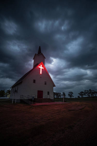 Wall Art - Photograph - The Calling by Aaron J Groen
