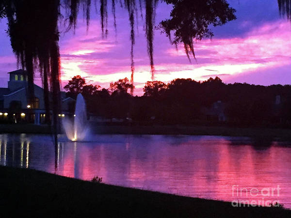 Photograph - The Calm Before The Storm by Rick Locke