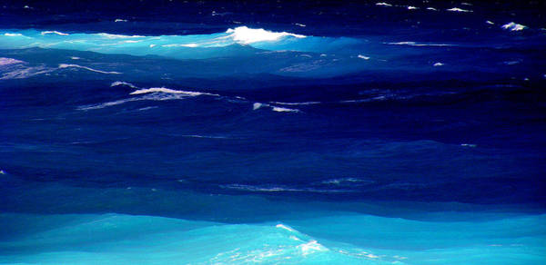 Wall Art - Photograph - The Calm Of The Sea by Sherwanda Irvin