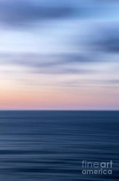 Photograph - The Calming Sea by David Lichtneker