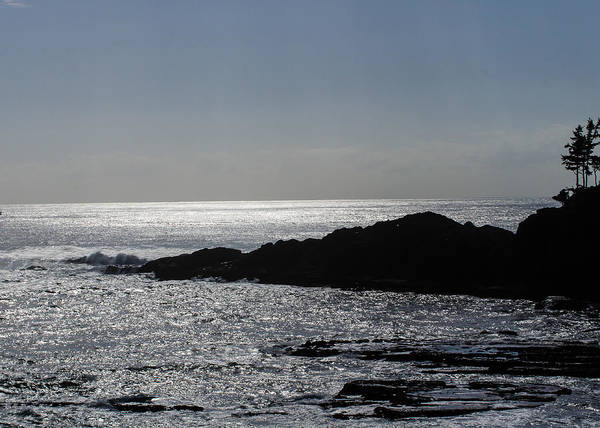 Photograph - The Calming Sea by Tom Potter