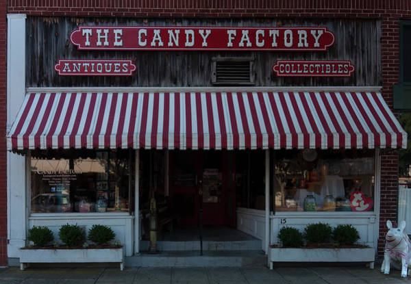 Photograph - The Candy Factory by Chris Flees