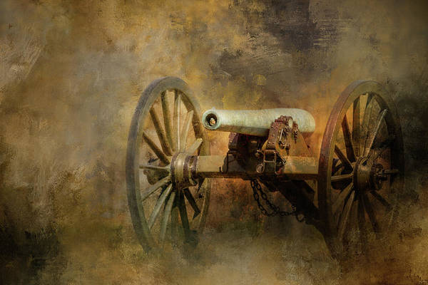 Photograph - The Cannon Resident by Jai Johnson