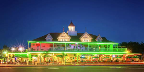 Photograph - The Casino Building by Darylann Leonard Photography
