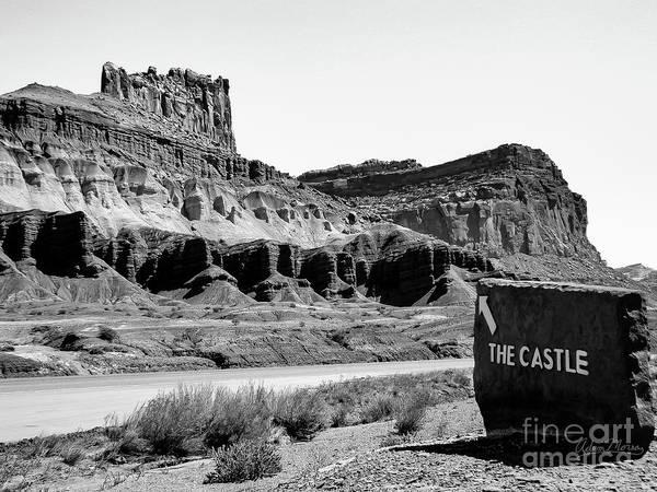 Photograph - The Castle by Adam Morsa