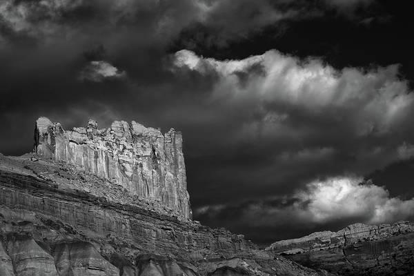 Wall Art - Photograph - The Castle by Joseph Smith