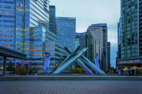 Vancouver Digital Art - The Cauldron by Art Spectrum