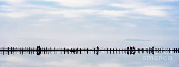 Photograph - The Causeway by Colin Rayner