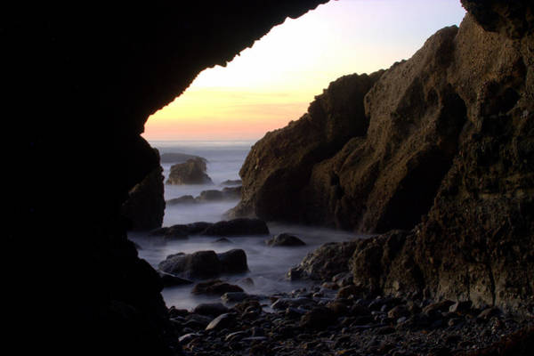 Photograph - The Cave by Brad Scott
