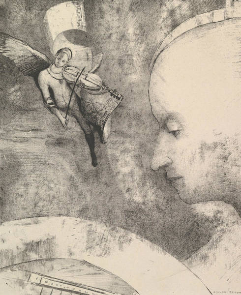 Relief - The Celestial Art by Odilon Redon