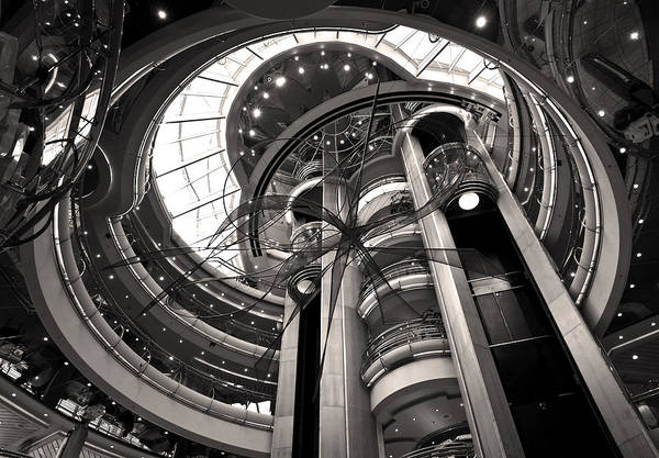 Photograph - The Centrum by Steven Sparks