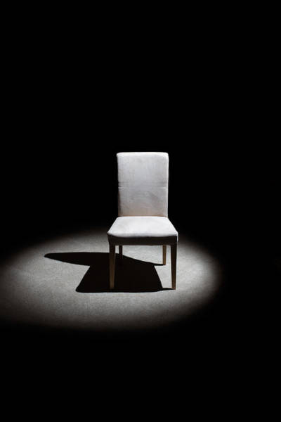 Photograph - The Chair by Peter Tellone