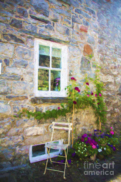 Wall Art - Photograph - The Chair by Sheila Smart Fine Art Photography