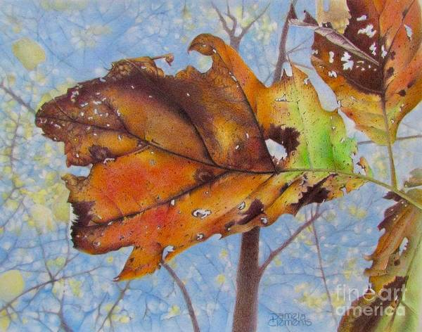 Painting - Changes by Pamela Clements