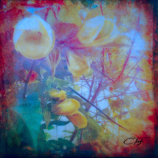 Yellow Trumpet Digital Art - The Changing Of The Trumpets by Colleen Taylor
