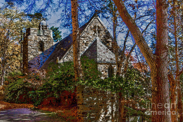 Photograph - The Chapel by William Norton