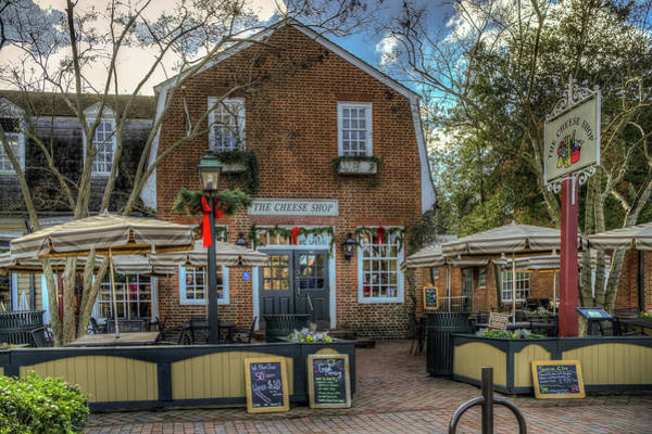 Photograph - The Cheese Shop by Jerry Gammon