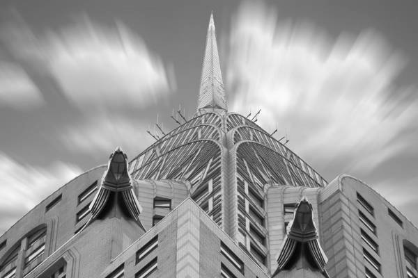 Mike Photograph - The Chrysler Building 3 by Mike McGlothlen