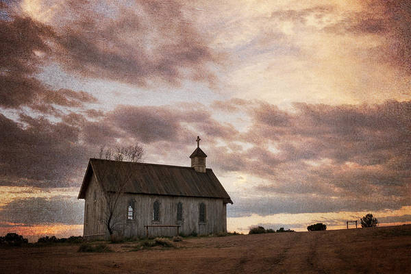 Photograph - The Church by Mary Lee Dereske