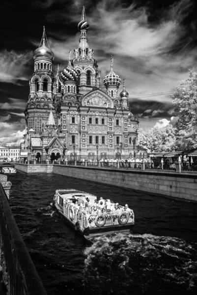 Photograph - The Church Of Our Savior On The Spilled Blood by Dmitry Soloviev