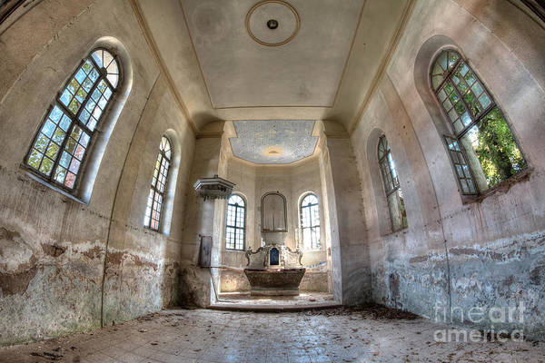 Tourism Wall Art - Photograph - The Church Of The Exaltation Of The Holy Cross by Michal Boubin