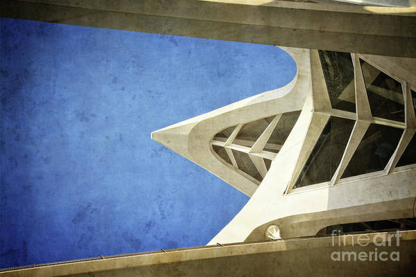Wall Art - Photograph - The City Of Arts And Sciences - Valencia by Mary Machare