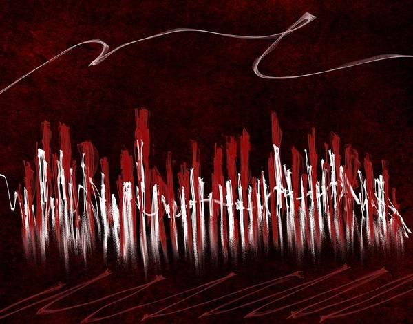 Digital Art - The City Of My Dreams by Eduardo Tavares