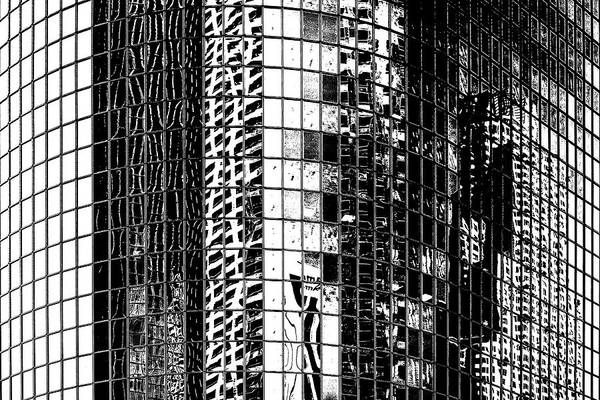 Office Buildings Wall Art - Photograph - The City Within by Az Jackson
