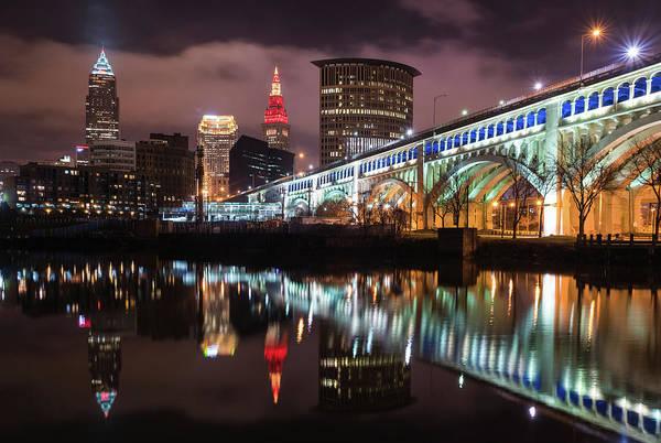 Photograph - The Cleveland I Love by Matt Shiffler