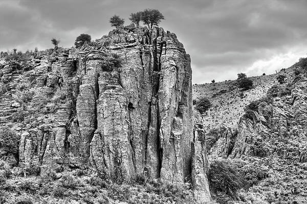 Wall Art - Photograph - The Cliffs Of Davis Mountains State Park by JC Findley