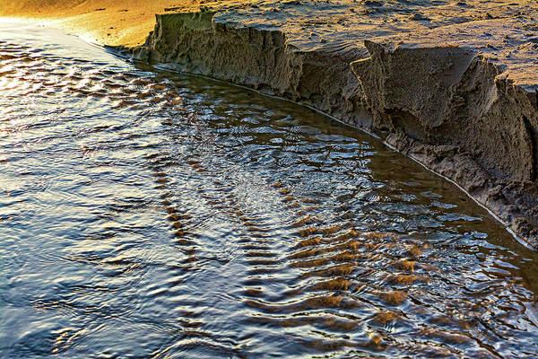 Sauble Beach Photograph - The Cliffs Of Sauble by Steve Harrington