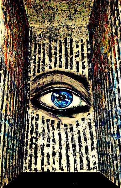 Michael Ferguson Wall Art - Painting - The Closet by Michael Ferguson