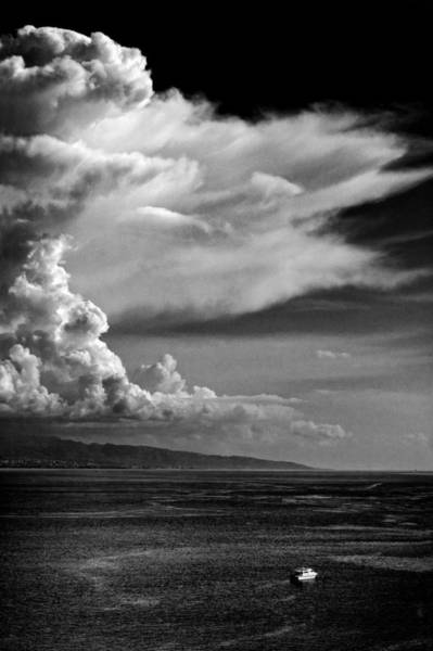Photograph - The Cloud by Silvia Ganora