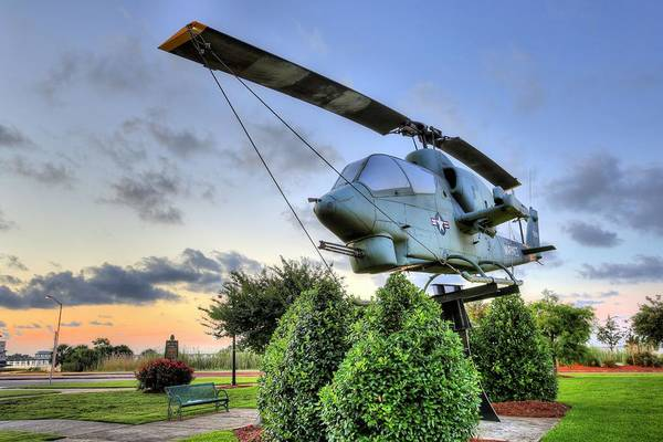 Wall Art - Photograph - The Cobra Ah1 by JC Findley