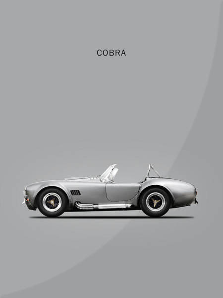 Ac Cobra Wall Art - Photograph - The Cobra by Mark Rogan