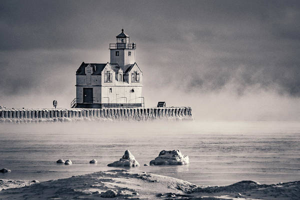 Wall Art - Photograph - The Coldest Lonely by Bill Pevlor
