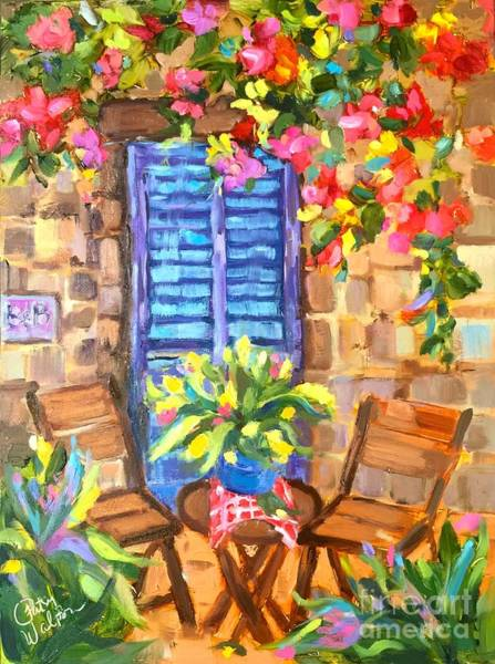 Painting - The Color Of Happy by Patsy Walton