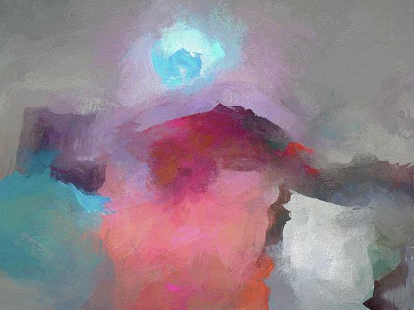 Digital Art - Moonshine Haze by Matt Cegelis